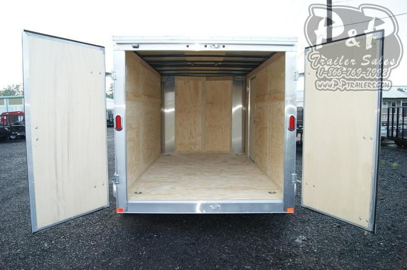 2020 Carry-On 7X14' CGBN 14 ft Enclosed Cargo Trailer