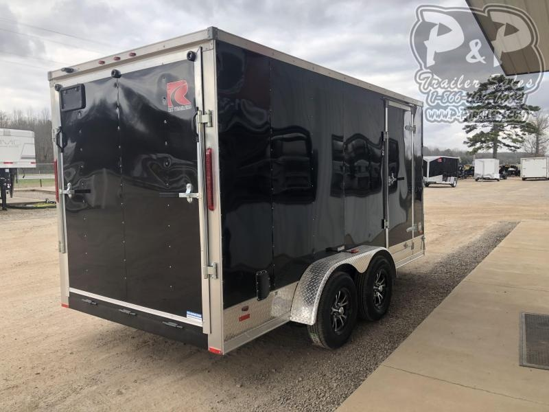 2020 RC Trailers 7X14TA2FTW 14 ft Enclosed Cargo Trailer