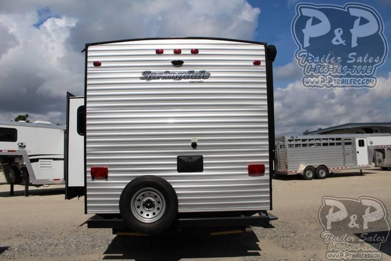 2020 Keystone Springdale 274RB 31.58 ft Travel Trailer RV