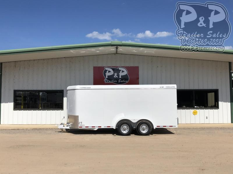 2020 CM CMC5240-1600252 16 ft Enclosed Cargo Trailer
