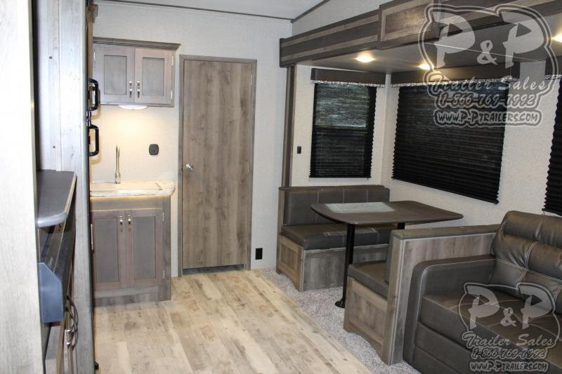 2019 Keystone Sprinter Campfire 29FWBH 34.58 ft Fifth Wheel Campers RV