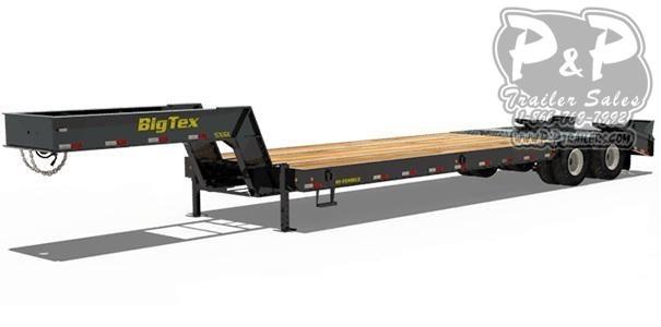 2020 Big Tex Trailers 5XGL 23 ft Equipment Trailer