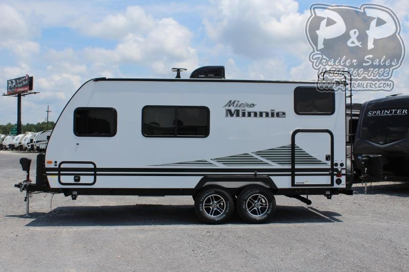 2020 Winnebago Micro Minnie 1800BH 21.92 ft Travel Trailer RV