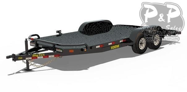 2020 Big Tex Trailers 10DM-22 Car / Racing Trailer