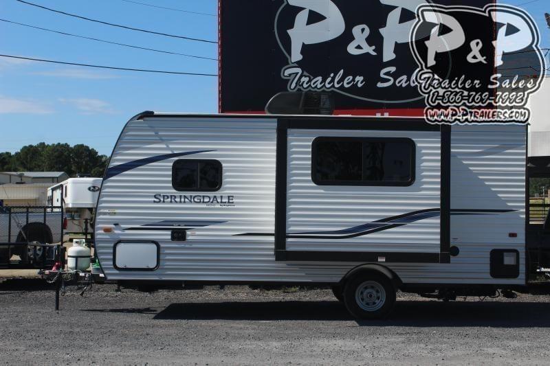2020 Keystone Springdale Mini 1790FQ 21.42 ft Travel Trailer RV