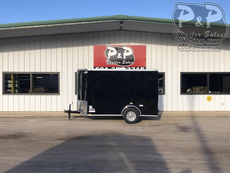 2020 Cynergy Cargo 6X10SA 10 ft Enclosed Cargo Trailer