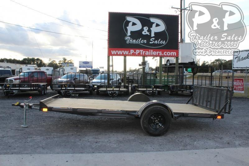 2020 Diamond C Trailers UVT135L14x77 14 ft Utility Trailer