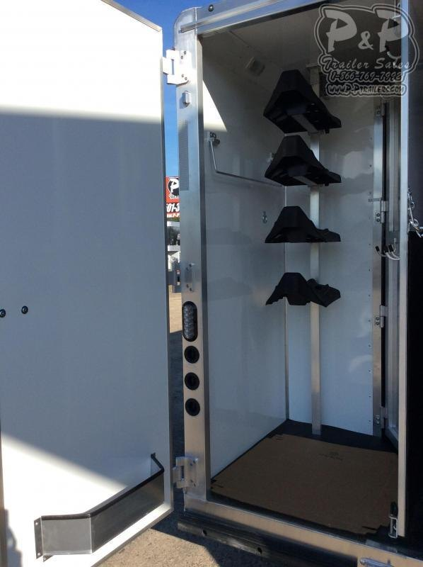 2020 Lakota Colt AC8411 4 Horse Slant Load Trailer 11 FT LQ With Slides