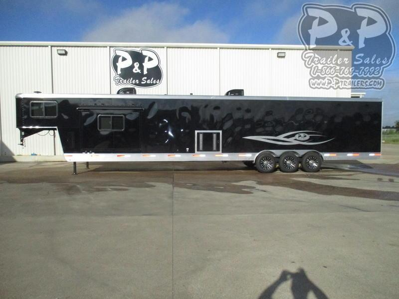2019 P and P Other 38' Toy Hauler 38 ft Toy Hauler RV