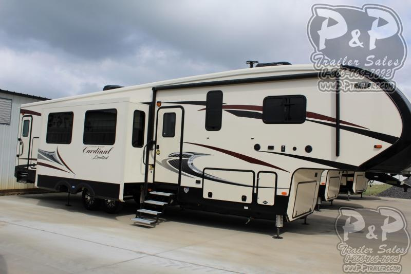 2020 Forest River Cardinal Litimited 3830BHLE 42.50 ft Fifth Wheel Campers RV