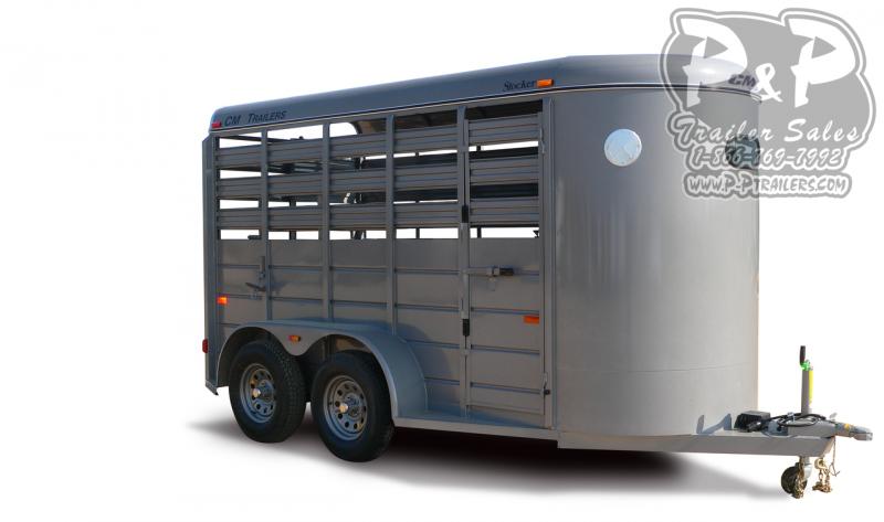 2020 CM Stocker Livestock Trailer