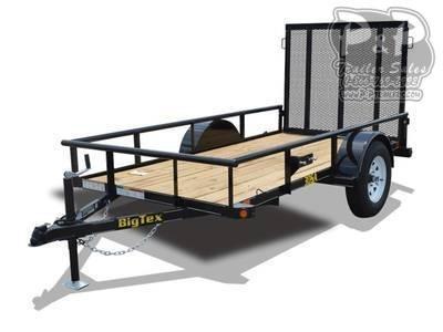 2020 Big Tex Trailers 35SA 12 12' Utility Trailer