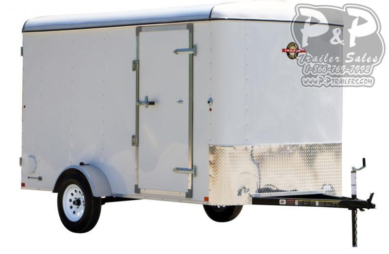 2020 Carry-On 7X12CG1AXLE Enclosed Cargo Trailer