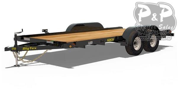 2020 Big Tex Trailers 60CH-16 Car / Racing Trailer