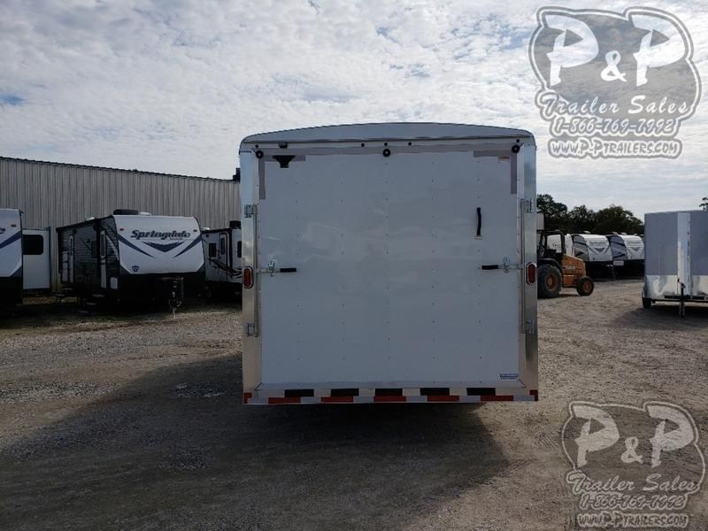 2020 Carry-On Cargo Trailers 8.5X20CGBN14K 20 ft Enclosed Cargo Trailer