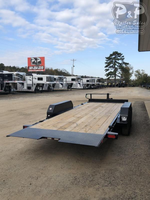 2020 Big Tex Trailers 14FT-20BK 20 ft Equipment Trailer