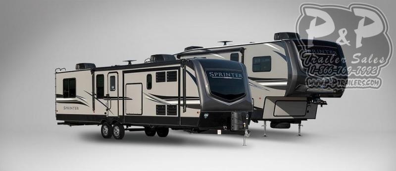 2020 Keystone Sprinter LIMITED 3151FWRLS 35.25 ft Fifth Wheel Campers RV