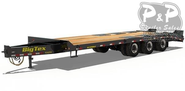 2019 Big Tex Trailers 5XPH-245 Equipment Trailer