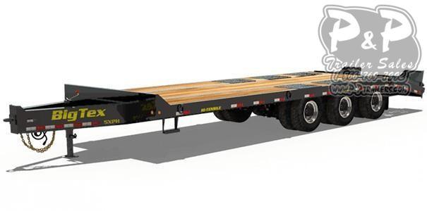 2020 Big Tex Trailers 5XPH-245 Equipment Trailer