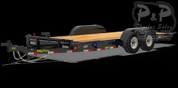2020 Big Tex Trailers 10FT-20 Car / Racing Trailer