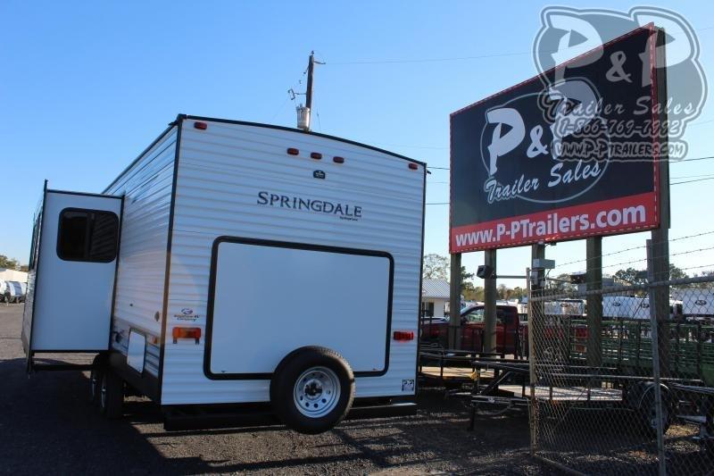2020 Keystone Springdale 303BH 35 ft Travel Trailer RV