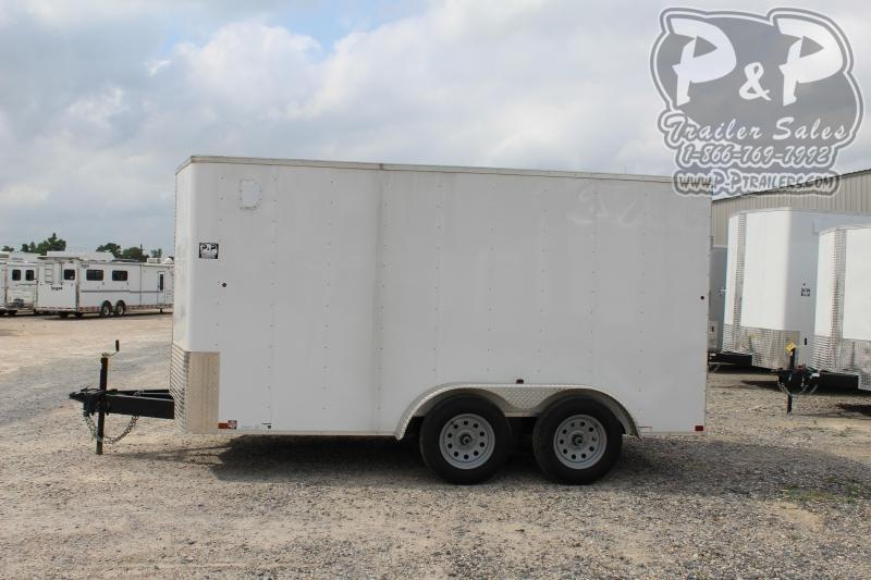 2019 Carry-On 7X14CGBN7K 14 ft Enclosed Cargo Trailer