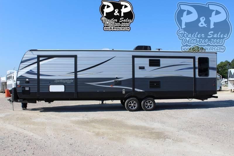 2019 Keystone Springdale 333RE 37.25 ft Travel Trailer RV