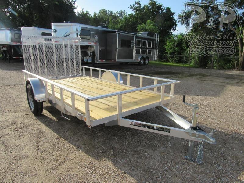 2020 Carry-On 6x12AGW 12 ft Utility Trailer