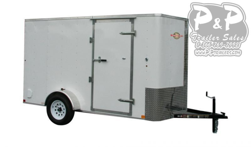 2020 Carry-On 5X10CGBN Enclosed Cargo Trailer