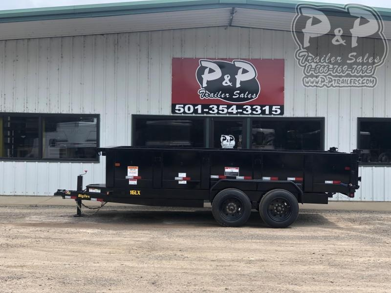 2019 Big Tex Trailers 16LX 16