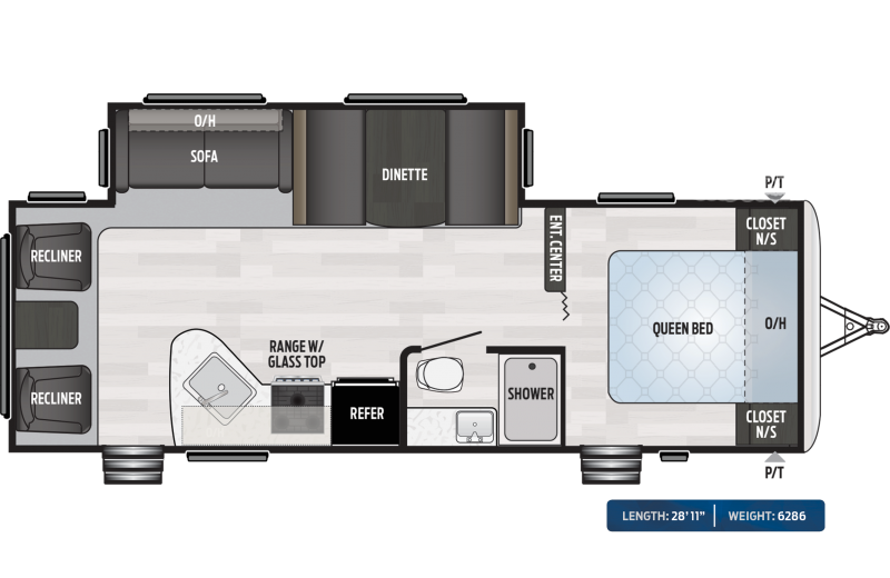 2020 Keystone Springdale 266RL 28.92 ft Travel Trailer RV