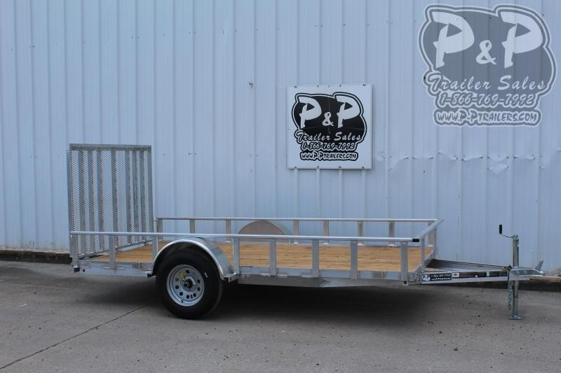 2019 Carry-On 6x12AGW 6 X 12 ft Utility Trailer