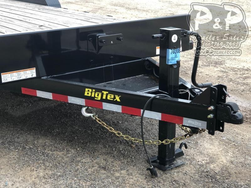 2020 Big Tex Trailers 16ET 19+3 22 ft Equipment Trailer