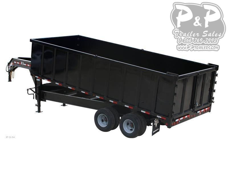 2020 PJ Trailers Tandem Dual Dump (DD) Dump Trailer