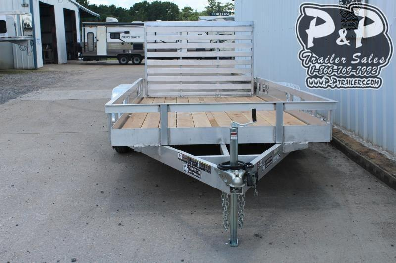 2020 Carry-On 6X14AGW7K 14 ft Utility Trailer