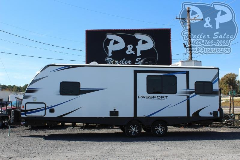 2020 Keystone Passport 2521RL GT 29.83 ft Travel Trailer RV