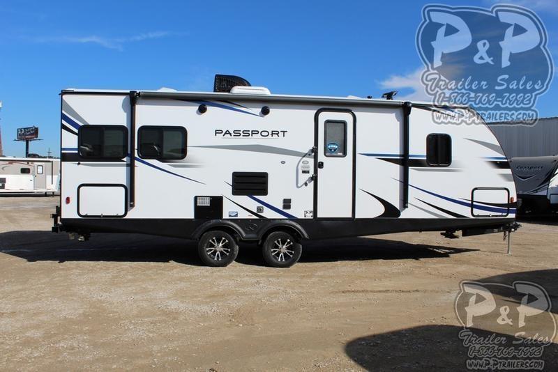2020 Keystone Passport 2521RL GT 29.83 ft Travel Trailer RV