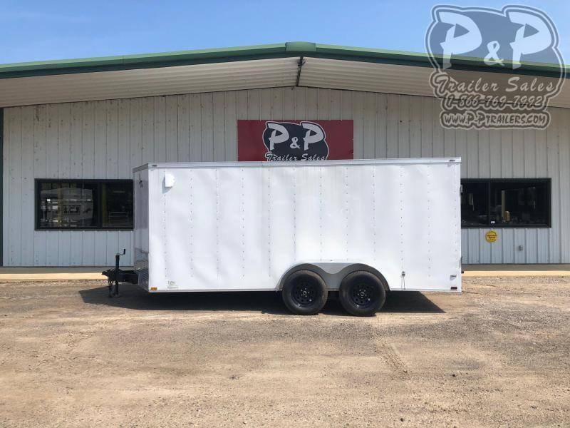 2018 Lark United VT716TA 7' W 16' Long Tandem Axle