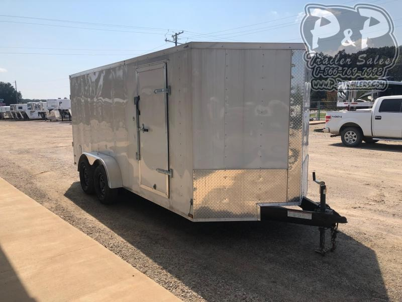 2020 Lark VT716TA 16 ft Enclosed Cargo Trailer