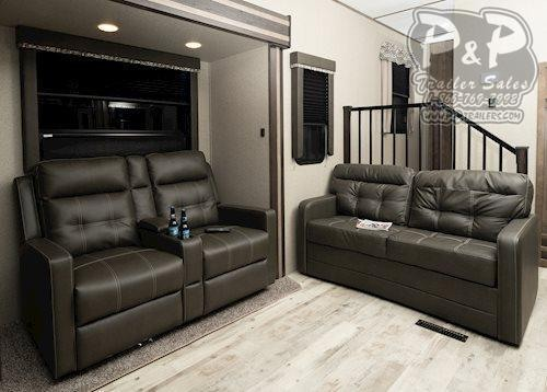 2020 Keystone Sprinter LIMITED 3341FWFLS 37.83 ft Fifth Wheel Campers RV