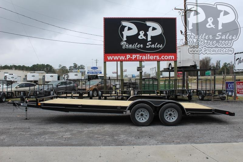 2020 Stagecoach PPWFCH20X83GDSR 20 ft Car / Racing Trailer