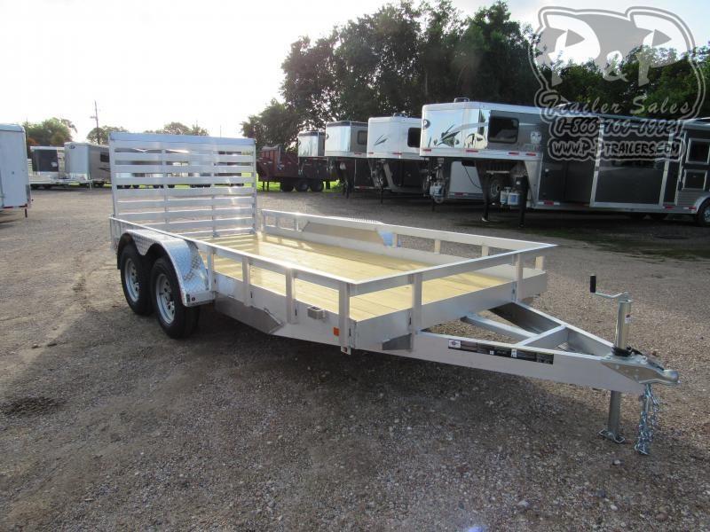 2020 Carry-On 6X14AGW7K 14 ft Utility Trailer