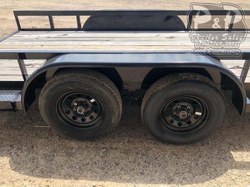 2018 Big Tex  50LA-16BK4AR 6'5