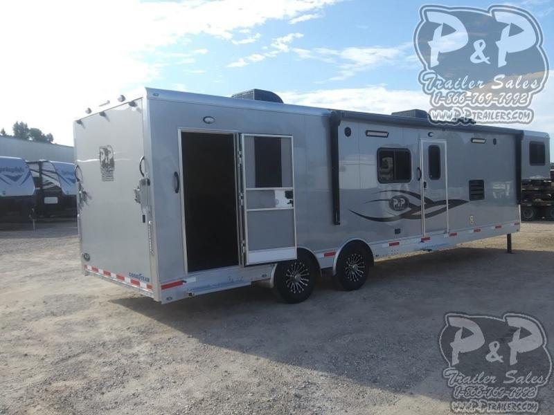 2019 P and P Other 30 Toy hauler 30 ft Toy Hauler RV