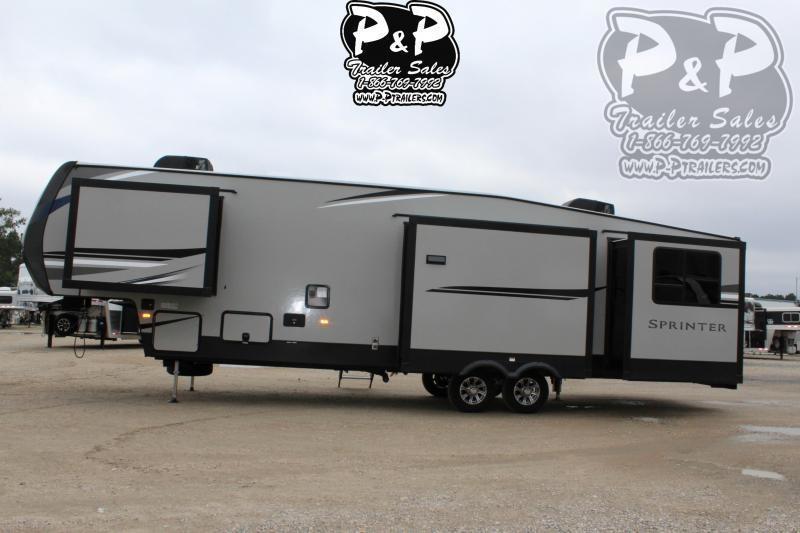 2020 Keystone Sprinter Limited 3531FWDEN 39 ft Fifth Wheel Campers RV