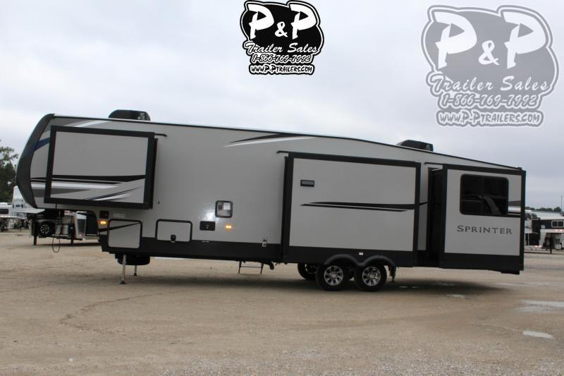 2020 Keystone Sprinter Limited 3531FWDEN 39 ft Fifth Wheel Campers RV
