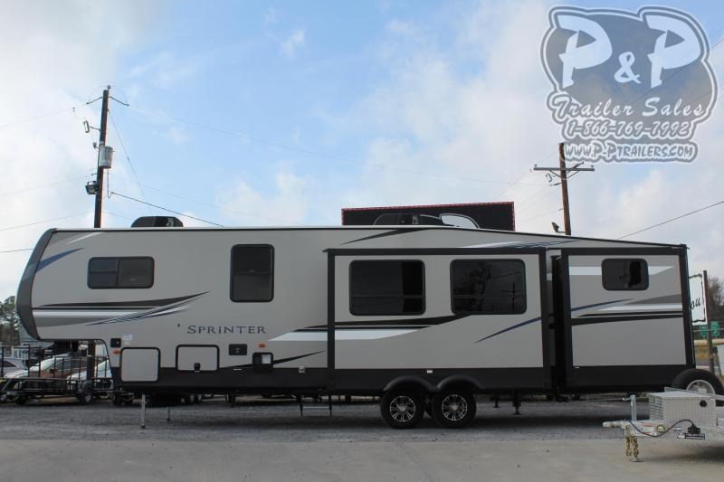"2020 Keystone Sprinter Limited 3620FWLBH 40' 6"" ft Fifth Wheel Campers RV"