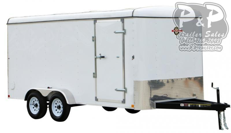 2020 Carry-On 6X12CG7K Enclosed Cargo Trailer