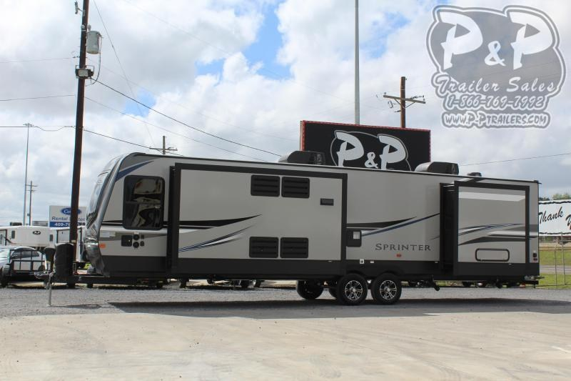 2020 Keystone Sprinter Limited 330KBS 37.75 ft Travel Trailer RV