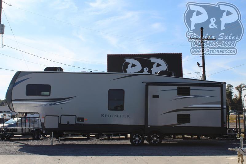 "2020 Keystone Sprinter Campfire 31FWMB 35' 11"" ft Fifth Wheel Campers RV"